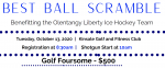 Hockey Fundraiser – Best Ball Golf Scramble