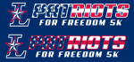 Liberty Baseball 10th Annual Patriots for Freedom 5K