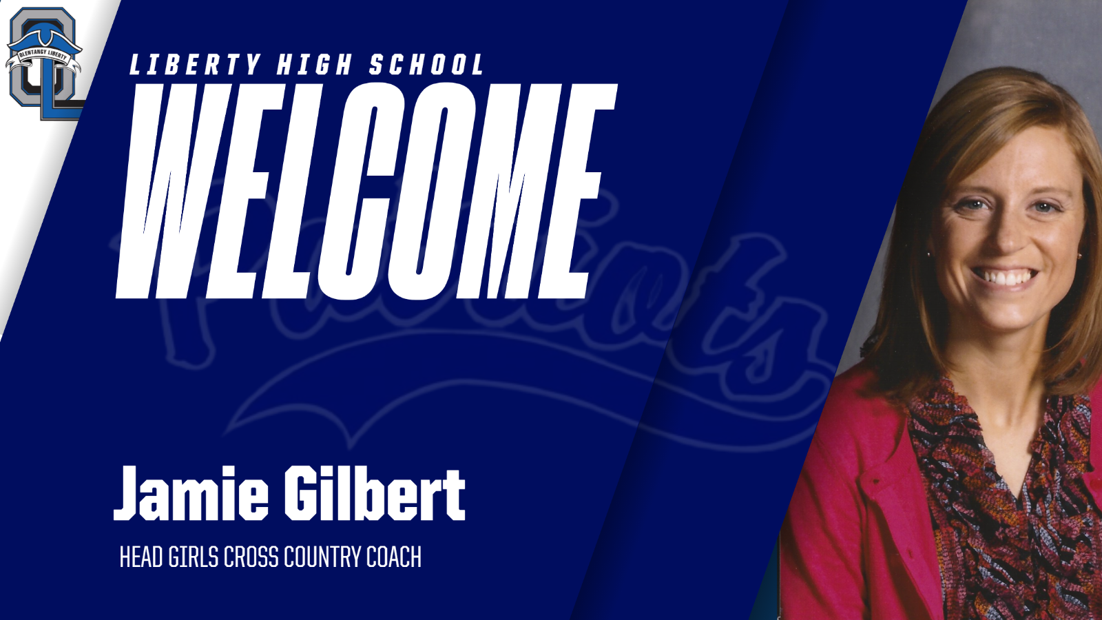 Liberty Announces New Girls Cross Country Coach