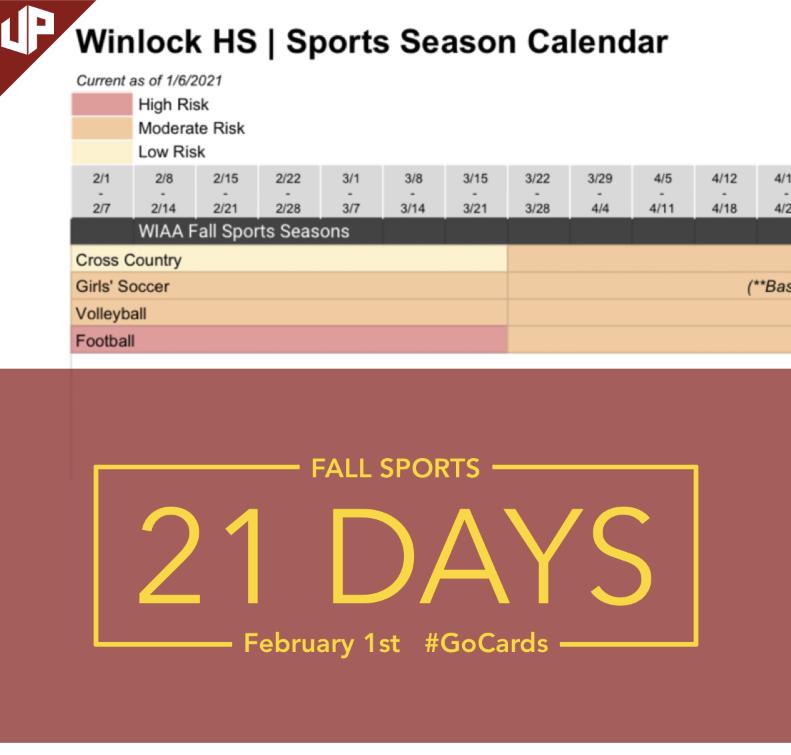 Sports Update!