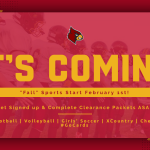 """FALL"" Sports Signups!"