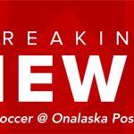 Girls' Soccer Postponed