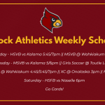This Week in Sports!