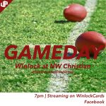 Football at NWC Livestream Info