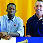 Bliss Drafted by Red Sox but Chooses Auburn