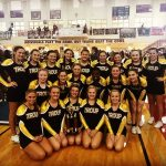 Cheer Places 1st at Whitewater Competition!