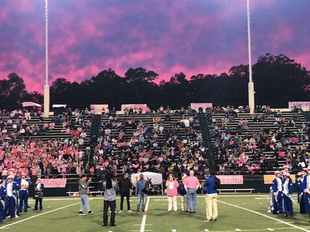 Troup wins annual Battle of the Harvest!