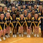 Cheerleaders head to State Sectionals!