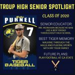 Senior Athlete Spotlight!