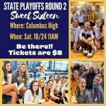 Volleyball playoff info!!