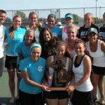 West Ottawa Girls Tennis Wins Regional Title