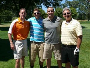 WO Golf Outing