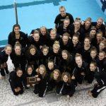 Girls Swimming Team Wins West Michigan Relays