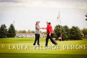 Girls Varsity Golf vs. East Kentwood