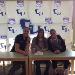 Taylor Dean Signs With Cornerstone