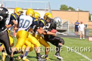 Freshmen Football – 2012