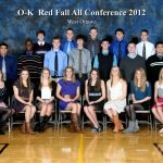 Fall All-Conference Athletes