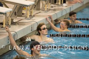 Boys Swimming vs. Grand Haven