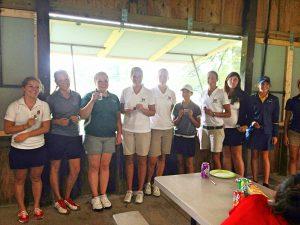 Girls Varsity Golf Invitationals