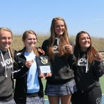 West Ottawa High School Girls Varsity Tennis finishes 2nd place