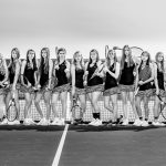West Ottawa High School Girls Varsity Tennis beat Hudsonville High School 8-0
