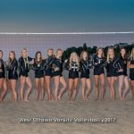 West Ottawa Volleyball falls to Rockford 3-0