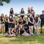 West Ottawa Girls Varsity Golf finishes 5th place