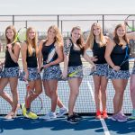 Girls Varsity Tennis beats Grand Rapids Christian 7 – 1