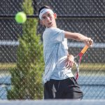 Boys Varsity Tennis beats Caledonia 8 – 1
