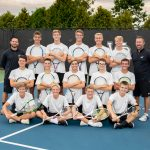 Boys Varsity Tennis Takes 3rd place in the OK Red Conference