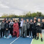 Boys Varsity Tennis finishes 3rd place at the 2018 Regional