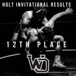 West Ottawa Finishes 12th at Holt Invitational