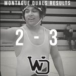 West Ottawa Goes 2-3 at Montague