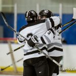 Boys Varsity Hockey beats Grand Haven HS (Battle for the Lakeshore) 5 – 2