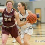 Girls Varsity Basketball falls to East Kentwood 52 – 49