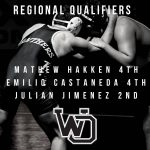 Three Panther Wrestlers Qualify for Individual Regionals