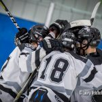 Boys Varsity Hockey beats Traverse City Central 5 – 2