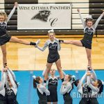 Varsity Competitive Cheer - 2019
