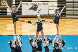 Varsity Competitive Cheer – 2019