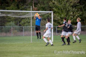 Boys Varsity Soccer – 2018