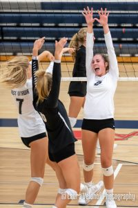 Varsity Volleyball – 2018