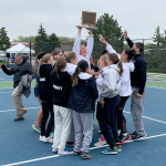 West Ottawa Girls Tennis wins OK-Red Title for 3rd Straight Year