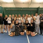 Girls Varsity Tennis wins second straight Regional Title!