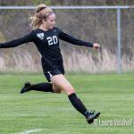 Girls Varsity Soccer beats East Kentwood 3 – 2