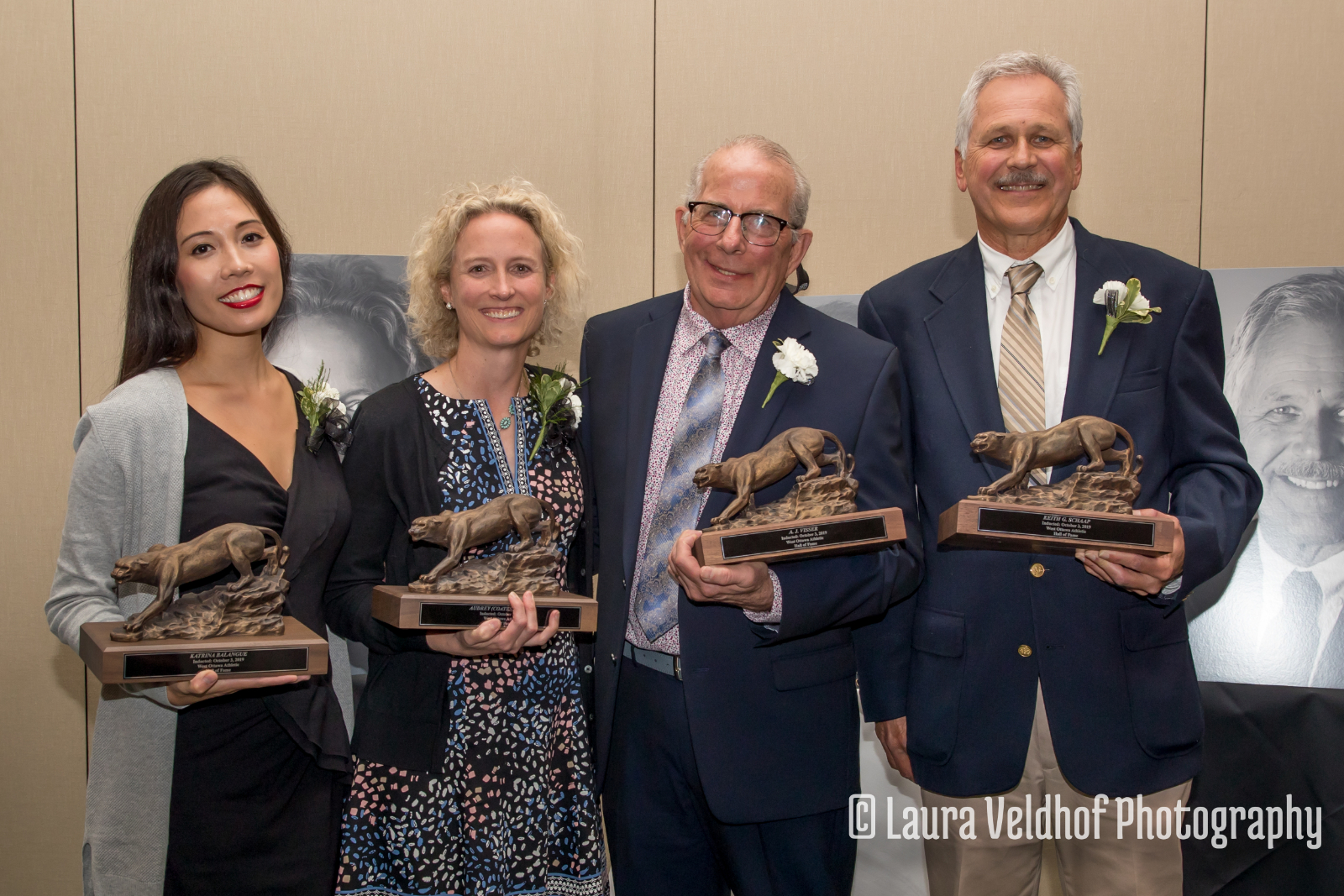 West Ottawa Hall of Fame inducts Class of 2019.