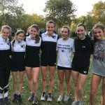 Girls Cross Country captures OK Red Title