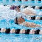 Boys Varsity Swimming finishes 1st place at Zeeland Invite