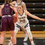 Girls Varsity Basketball falls to Zeeland West 50 – 40