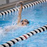 Boys Varsity Swimming beats Zeeland East High School/Zeeland West 112 – 72