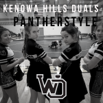 Girls Wrestling Has Competitive Outing at Kenowa Hills Duals